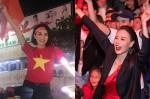 Sao Việt xuống đường mừng Việt Nam vô địch AFF Cup 2018