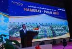 Ra mắt dự án Khu đô thị biển Hamubay Phan Thiết