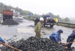 Xử lý cán bộ, 'trảm' nhà thầu sửa Quốc lộ 1 hư hỏng đoạn qua Phú Yên