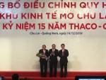 HLV Park Hang Seo chuyển tiền thưởng của THACO làm từ thiện