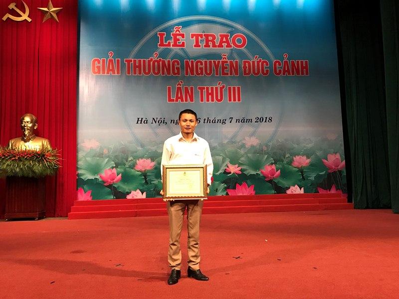"""Kỹ sư Lê Tuấn Anh, """"cây sáng kiến"""" ngành điện"""