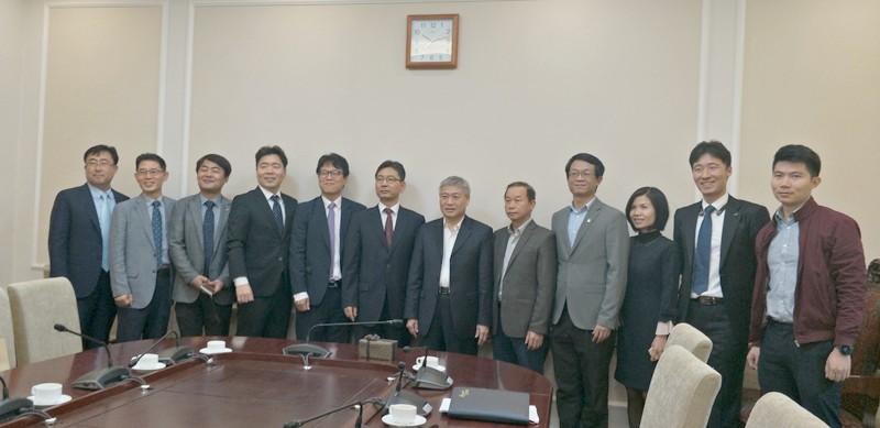 Tăng cường hợp tác với Hàn Quốc trong lĩnh vực xây dựng