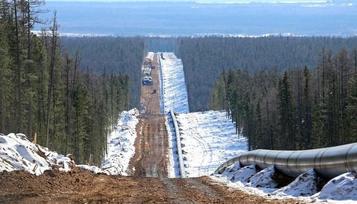 Nga khai trương đường ống khổng lồ dẫn khí đốt sang Trung Quốc