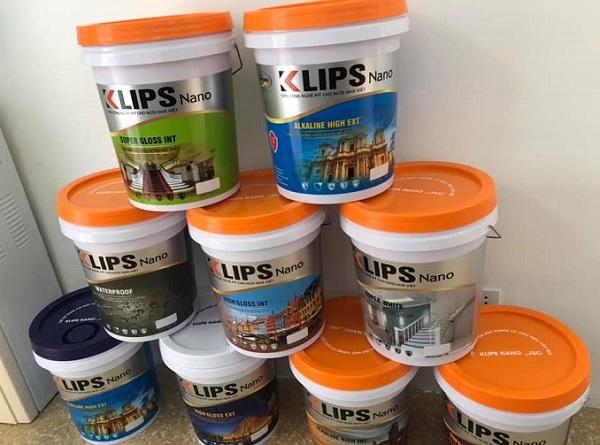 Thị phần sơn đón nhận thêm một sản phẩm chất lượng từ sơn Klips Nano