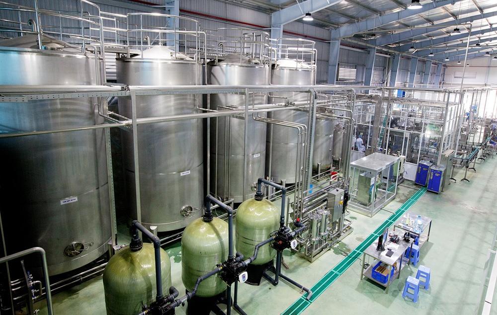 Ứng dụng công nghệ Nhật Bản sản xuất nước uống Fujiwa Ion kiềm