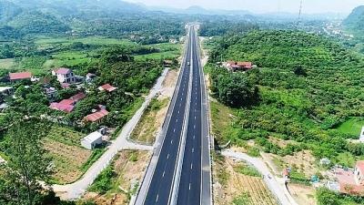 Sẽ tiến hành kiểm tra nghiệm thu cao tốc Bắc Giang - Lạng Sơn