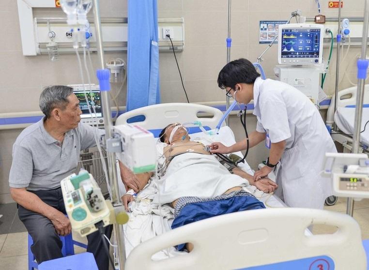 Ngày đêm chênh lệch 15 độ C, bệnh nhân đột quỵ gia tăng