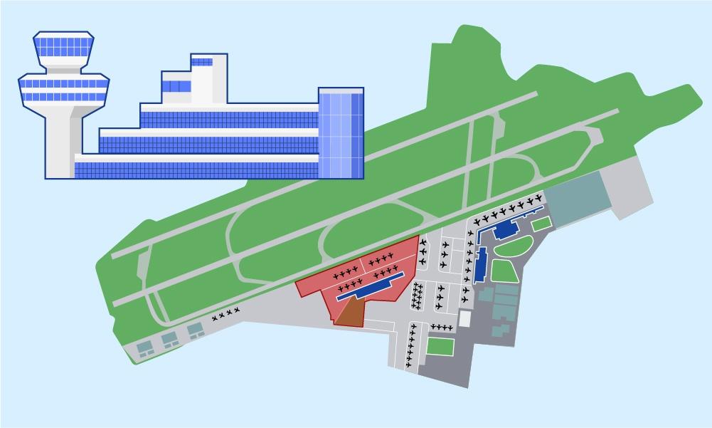 Nhà ga T3 Tân Sơn Nhất được thiết kế như thế nào?