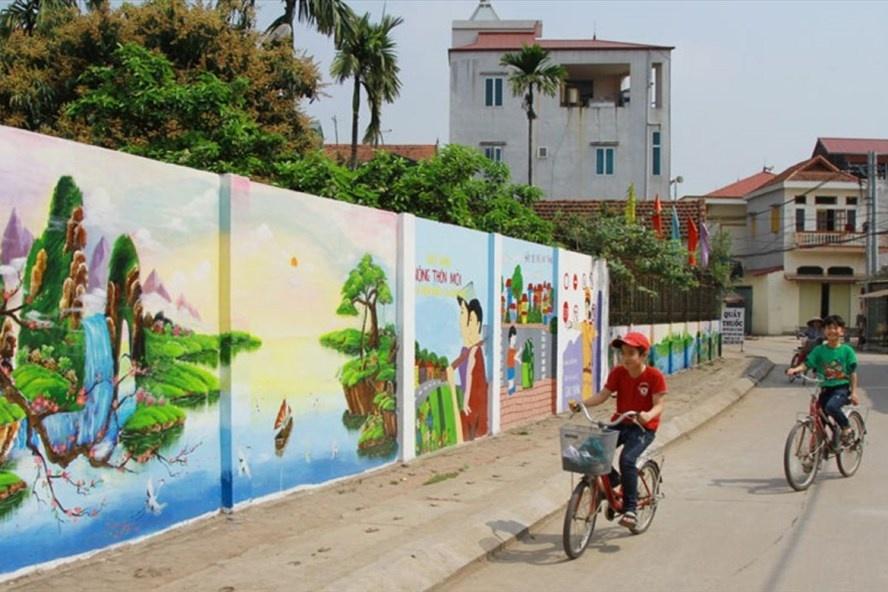 Hà Nội: Xây dựng nông thôn mới, thu nhập bình quân đạt 50 triệu đồng