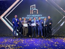stella mega city khang dinh vi the voi cu dup giai thuong dot property southeast asia awards 2019