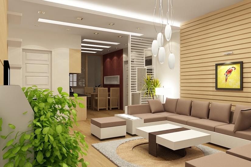 Những yếu tố cần lưu ý khi thiết kế nội thất chung cư cao cấp