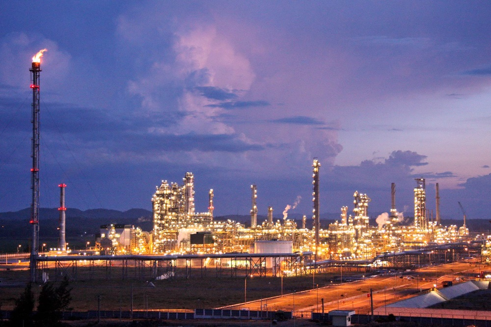 Nhà máy Lọc hóa dầu Nghi Sơn đáp ứng 33% nhu cầu nhiên liệu của Việt Nam