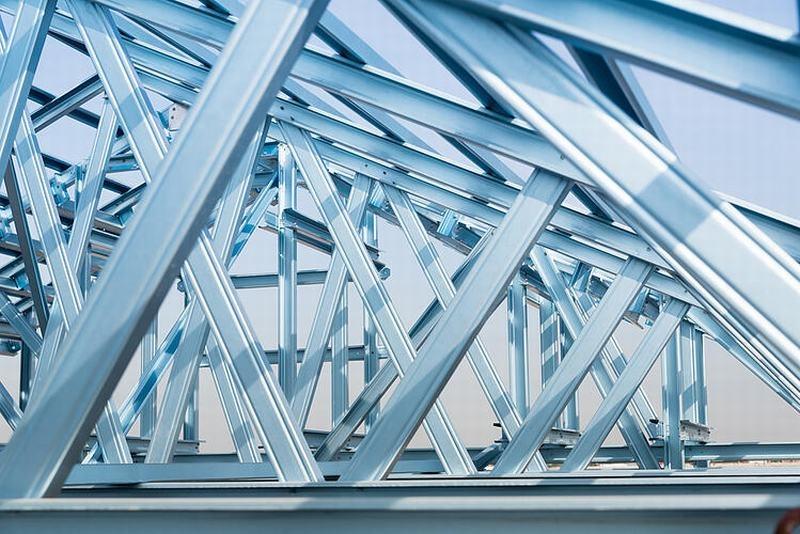 Sử dụng thép bền vững trong xây dựng