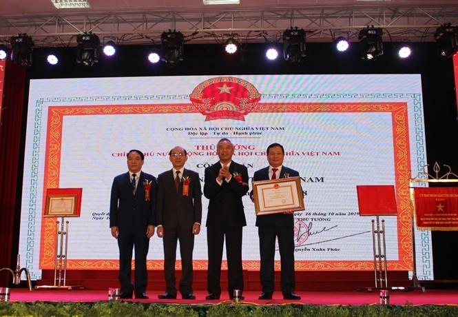 Huyện Thanh Liêm cán đích nông thôn mới