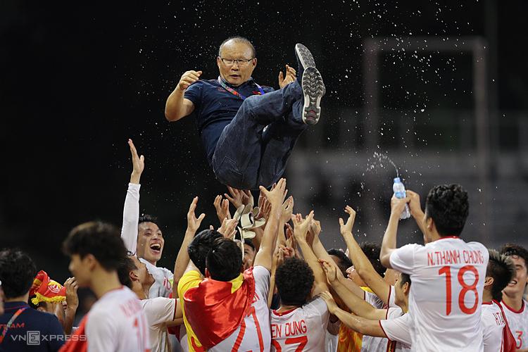 6 điểm nhấn của bóng đá Việt Nam năm 2019