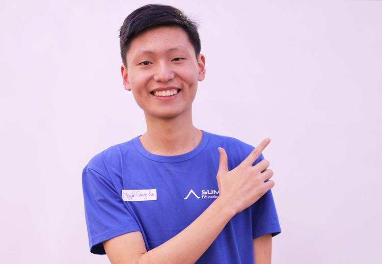 Chàng trai Hà Nội trúng tuyển đại học danh tiếng Mỹ