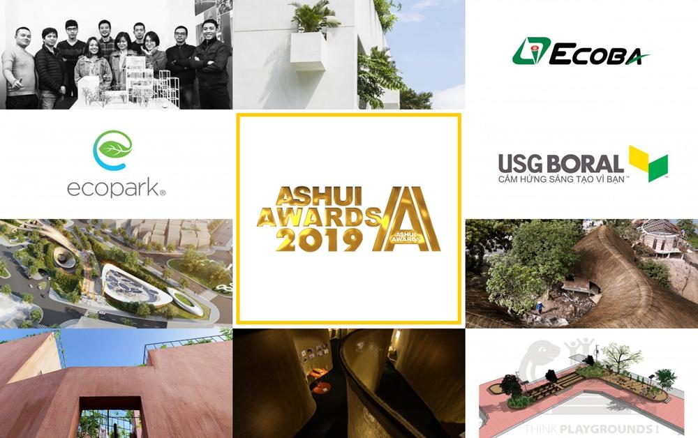 Ashui Awards 2019 công bố kết quả bình chọn 10 danh hiệu trong lĩnh vực Xây dựng tại Việt Nam