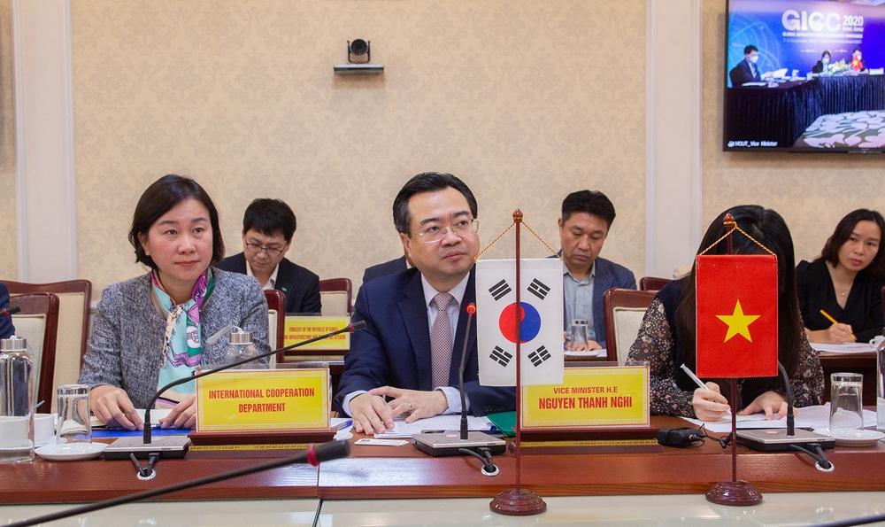 Việt Nam - Hàn Quốc: Tăng cường hợp tác phát triển đô thị thông minh và nhà ở xã hội