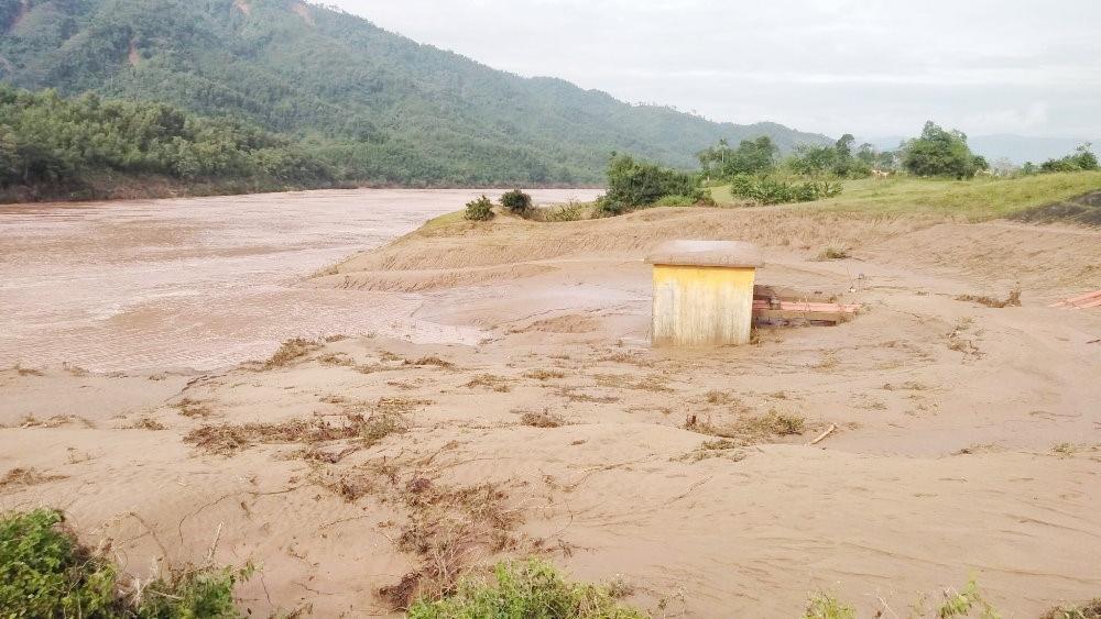 Quảng Trị: Khẩn trương khắc phục kênh mương thủy lợi