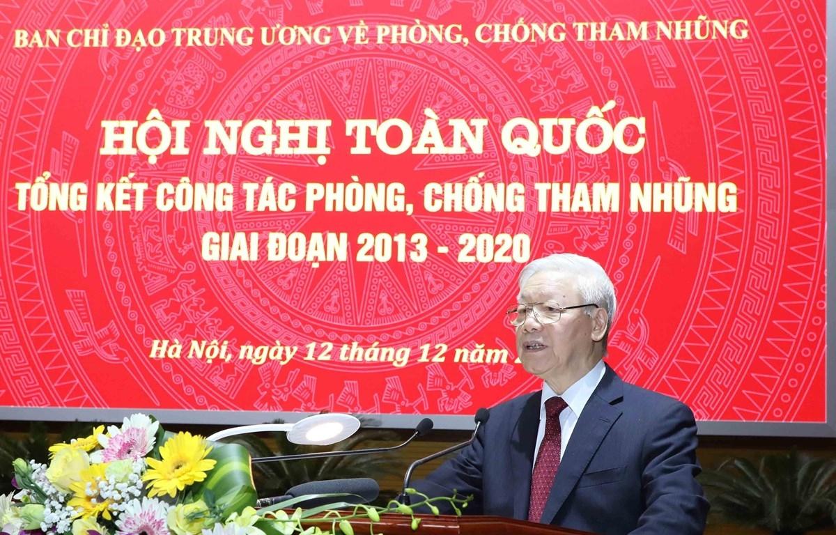 xay dung co che phong ngua chat che de khong the khong dam tham nhung