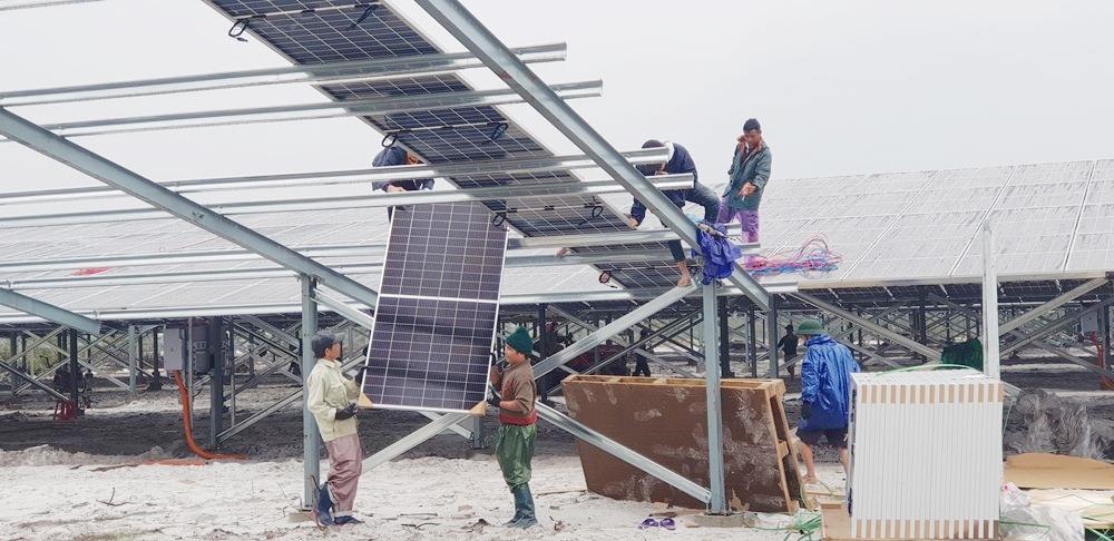 """Thừa Thiên – Huế: Nguy cơ biến đất trang trại thành """"dự án"""" điện mặt trời"""