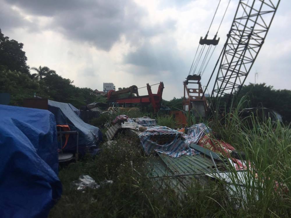 """Thái Nguyên: Xót xa """"đại dự án"""" bỏ hoang"""