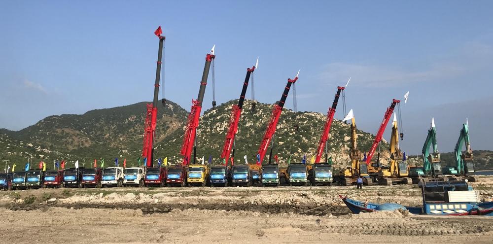 Ninh Thuận: Tìm nhà đầu tư Dự án Trung tâm điện lực LNC Cà Ná, công suất 1.500MW