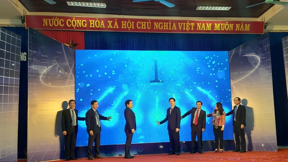 Quảng Trị: Khai trương Trung tâm điều hành đô thị thông minh