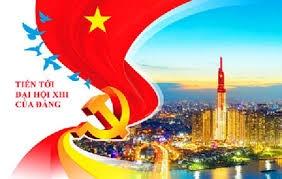 Nhân dân tin tưởng, kỳ vọng vào Đại hội XIII của Đảng
