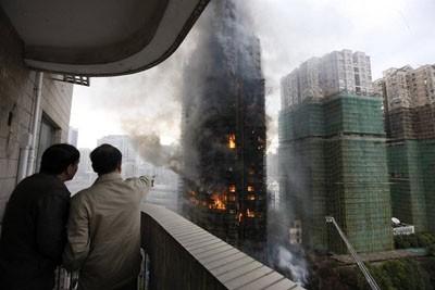 Hệ thống phòng chữa cháy: Tại sao  chưa phát huy tác dụng?