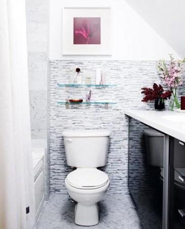 tam 5 Chia sẻ 4 ý tưởng tối ưu hoá một phòng tắm nhỏ