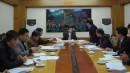 Bộ trưởng Trịnh Đình Dũng làm việc với Cơ quan đại diện của Bộ Xây dựng tại TP Hồ Chí Minh