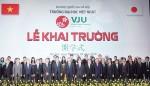 Góp ý kiến dự án Đầu tư xây dựng trường Đại học Việt - Nhật đề xuất sử dụng ODA vốn vay Nhật Bản
