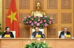 Thủ tướng chủ trì phiên họp Tiểu ban KTXH Đại hội XIII