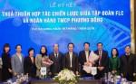 Tập đoàn FLC và Ngân hàng Phương Đông ký thỏa thuận hợp tác toàn diện