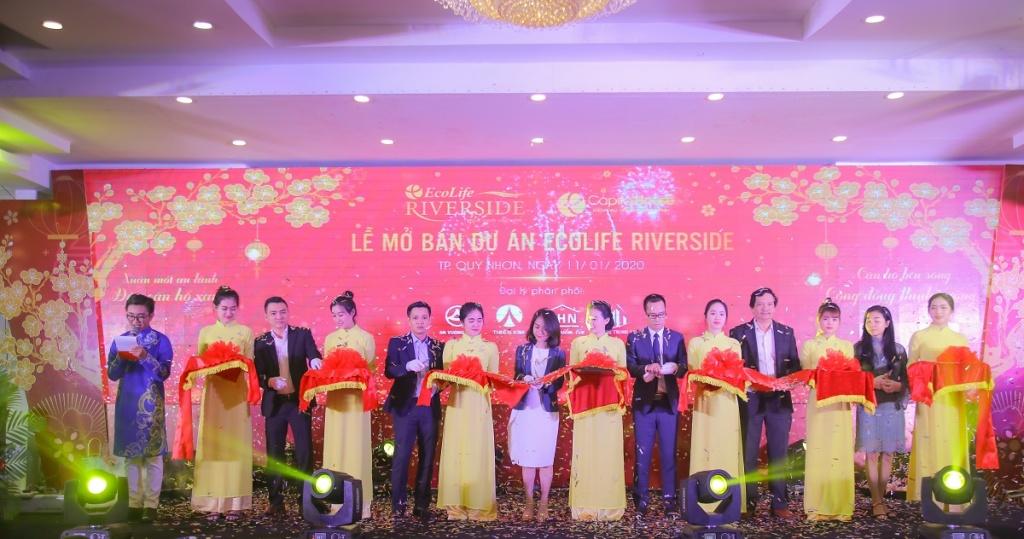 80% căn hộ EcoLife Riverside giao dịch thành công trong mở bán đợt 1