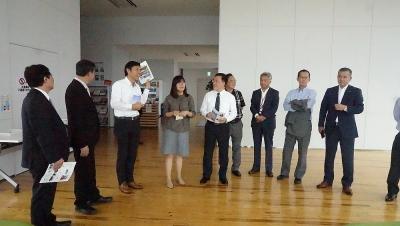 Báo Xây dựng và Báo Tin tức xây dựng & Kỹ thuật Nhật Bản: Tiếp tục hợp tác phát triển