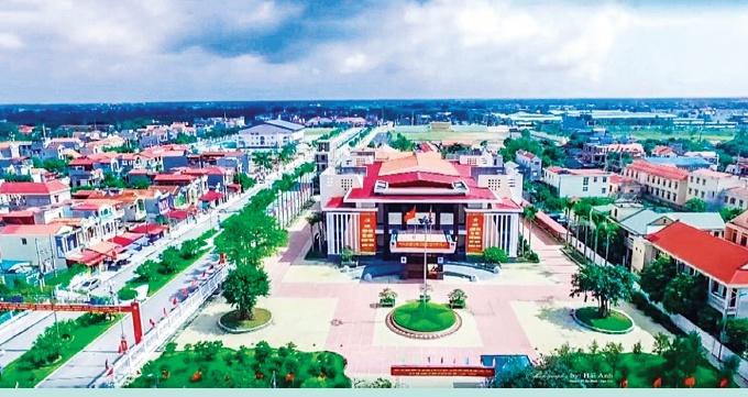 Nga Sơn (Thanh Hóa): Phấn đấu về đích nông thôn mới năm 2020