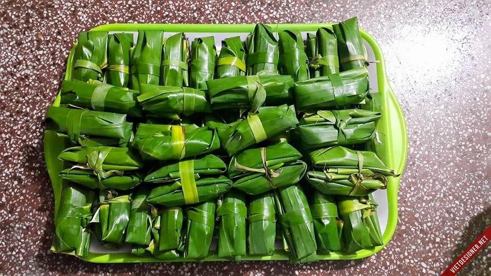 Quảng Trị: Hương vị ngày Tết - Bánh sắn quê tôi