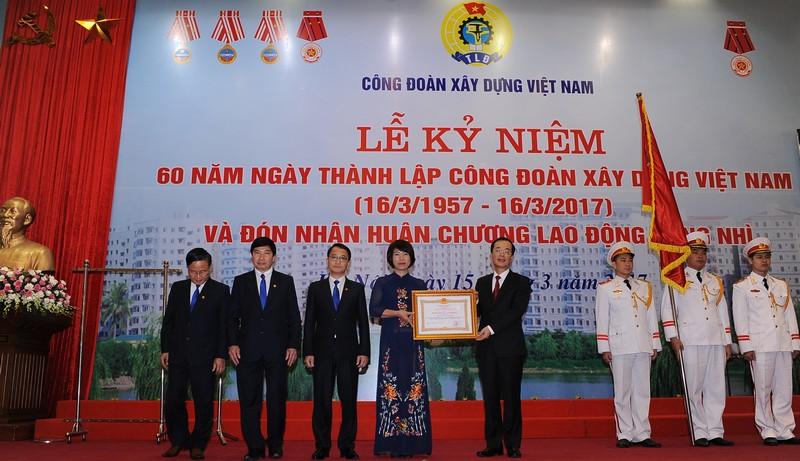 Công đoàn Xây dựng Việt Nam: Sôi nổi các hoạt động hướng tới 60 năm thành lập ngành Xây dựng