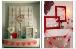 Ý tưởng trang trí nhà đẹp cho ngày lễ tình nhân