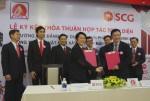 SCG và HCC liên kết nâng cao chất lượng đào tạo ngành VLXD