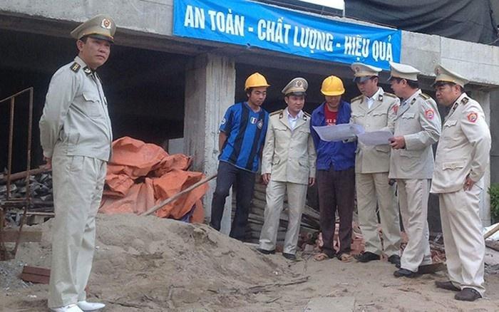 Hà Nội: Từng bước đưa hoạt động xây dựng vào nề nếp