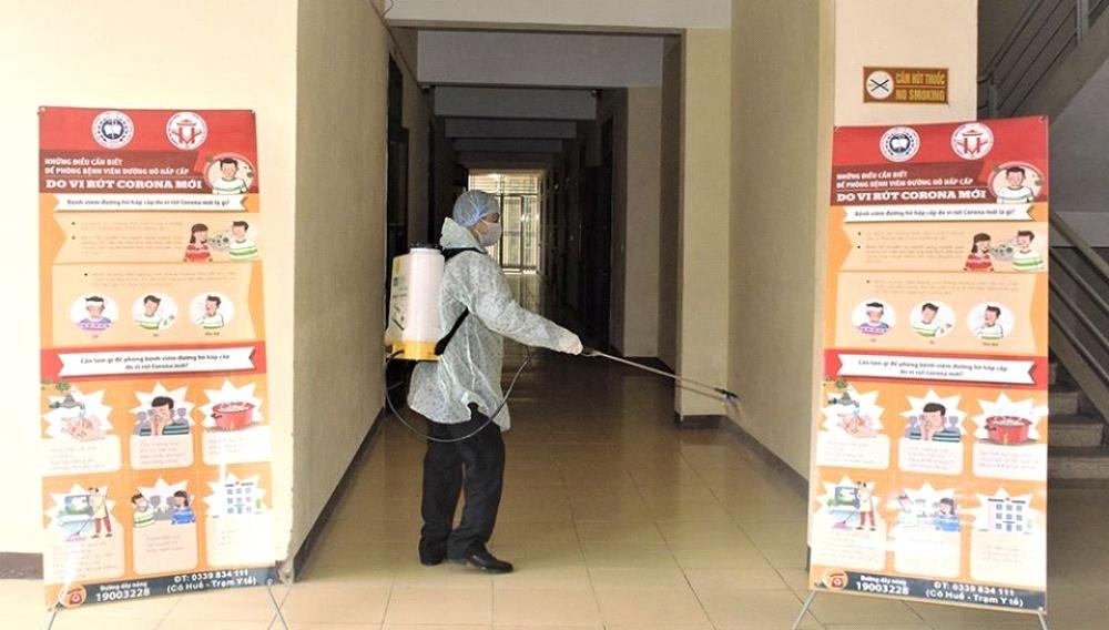 Phú Thọ: Tiếp tục cho học sinh nghỉ học để phòng chống dịch nCoV