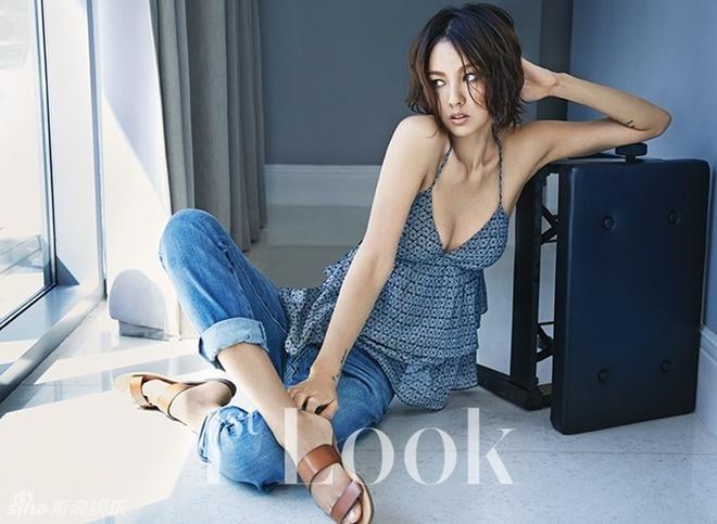 Lee Hyori - 'nữ hoàng sexy' từ bỏ tất cả về làm nông với chồng nghèo