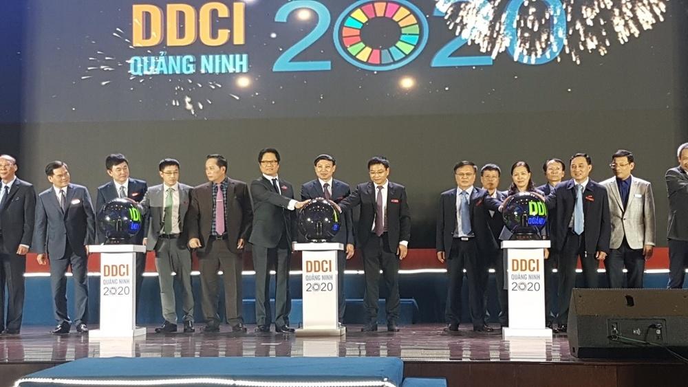 Quảng Ninh công bố chỉ số xếp hạng năng lực cạnh tranh cấp sở, ngành, địa phương