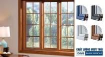 Thanh Shide Profile màu và vân gỗ 3D bừng sáng không gian nội thất