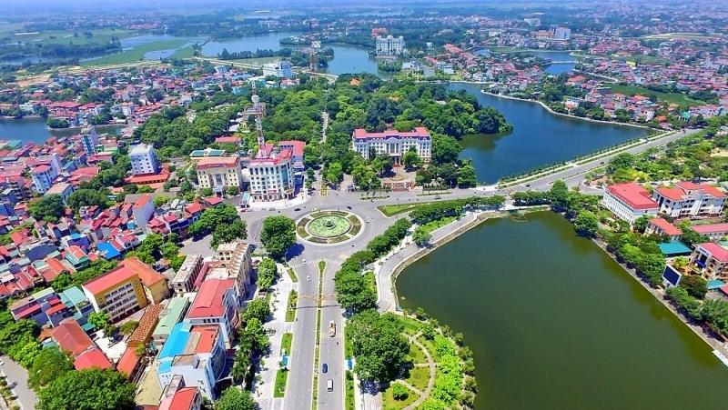 Xây dựng đô thị Vĩnh Phúc giàu đẹp