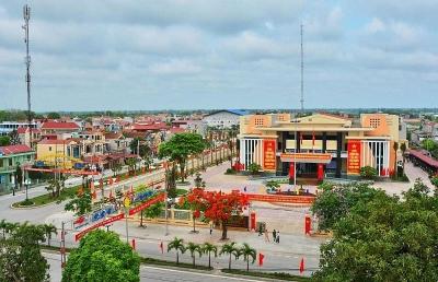 Nga Sơn (Thanh Hóa): Xây dựng nông thôn mới trở thành địa phương khá của tỉnh