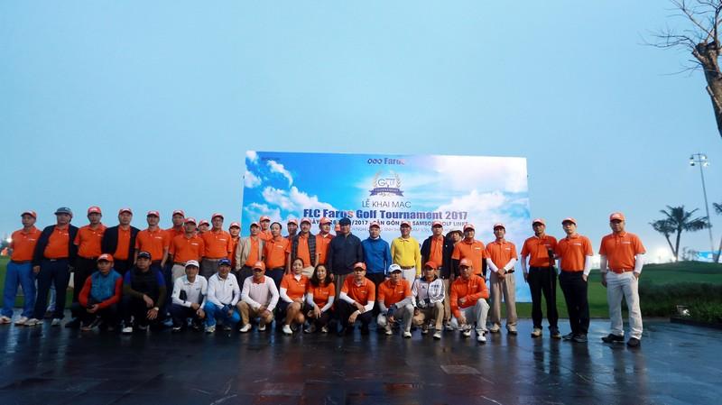 Hơn 1200 golfer tranh tài tại FLC Faros Golf Tournament 2017